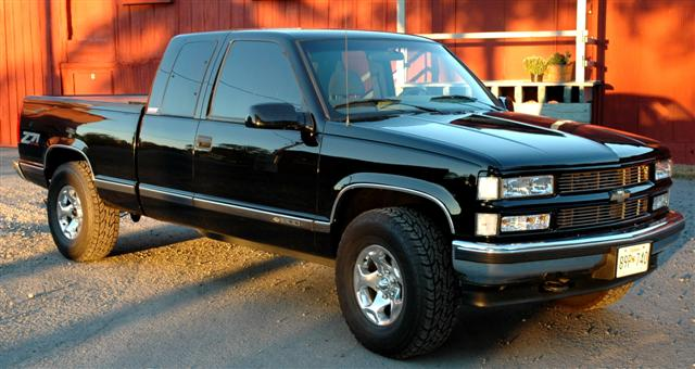 1995 Chevrolet Silverado