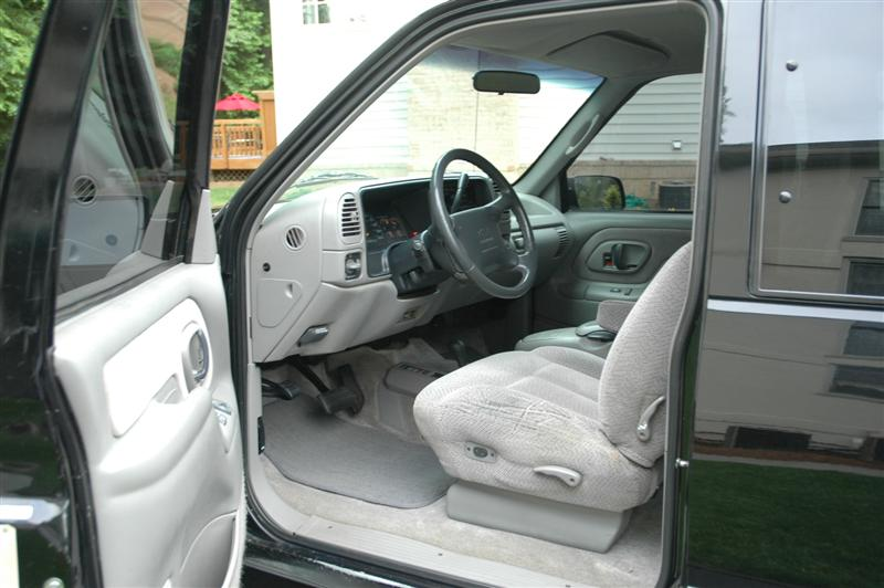 94 chevy silverado interior pictures to pin on pinterest. Black Bedroom Furniture Sets. Home Design Ideas